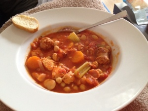 Yummy Cassoulet